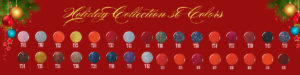 Holiday Collection - 32 Colors